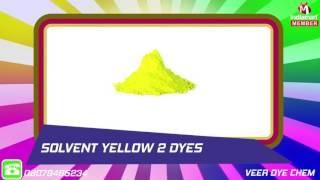 Acid & Solvent Dye By Veer Dye Chem, Ahmedabad