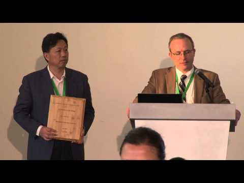 ISCN 2014 Conference - Sustainable Campus Excellence Award Ceremony