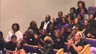 "Pastor Rodney B. James ""Shout Until it Shifts"""
