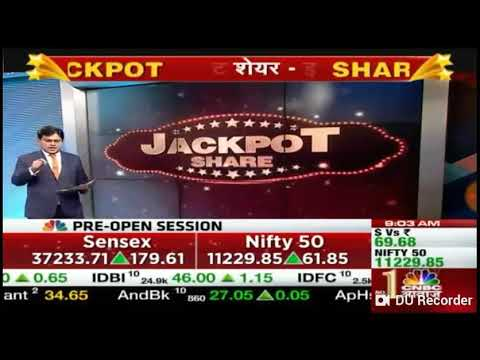Jackpot Share 'Indian Bank' on 12 Mar 19