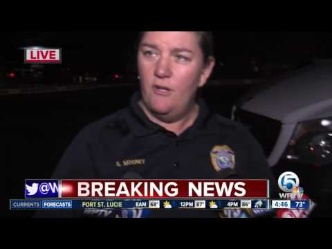 West Palm Beach police chief gives details on officer-involved shooting