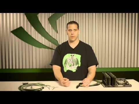 видео: geforce garage: как сшить вручную кабели в корпусе ПК