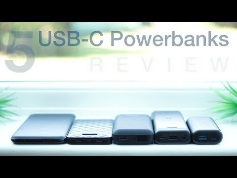 Top 5 USB-C Powerbanks Under $50 On Amazon: Budget Tech #3