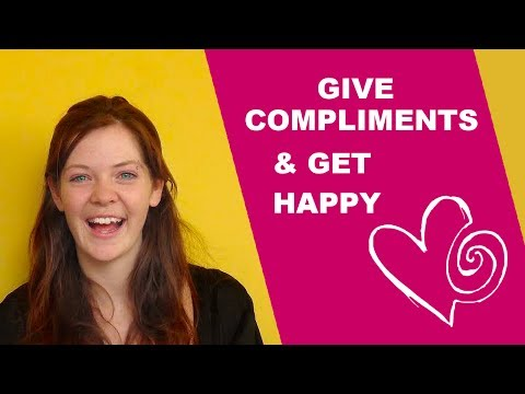 """Guided Happiness Meditation: """"Give Compliments!"""" - A Happy Mind Game for positive thinking"""