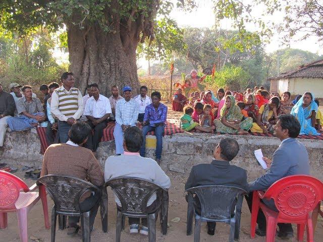 upliftment of tribal farmers - an effort जनजातीय कृषकों का उत्थान-एक प्रयास
