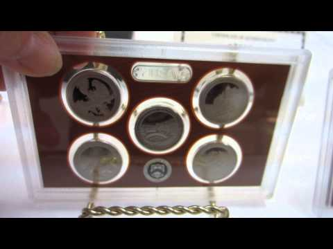2012-S United States Mint Proof Set - 14 Coins in Mint Box with COA