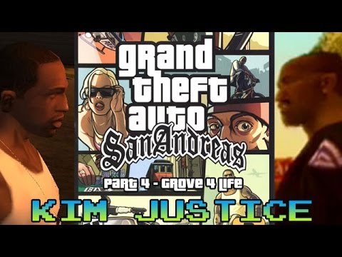 Grand Theft Auto Review Part 4:  Grove 4 Life - San Andreas + The Hot Coffee Scandal - Kim Justice
