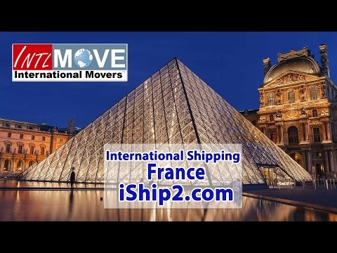 international shipping price France shipping company USA to France international shipping price