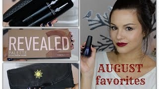 August 2014 Favorites | Younique, Saturday Sunshine, Bliss & More! Thumbnail