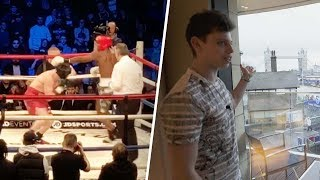 INSANE Joe Weller and KSI Fight VLOG! #WellerKSI (My Experience)