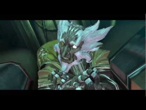 Asura's Wrath Boss fight vs Kalrow