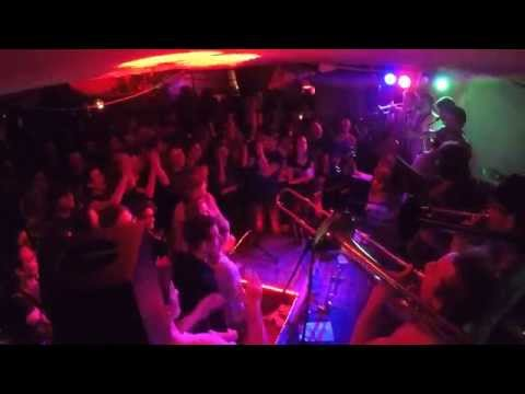 Lose Yourself / Next Episode / I Like To Move It – Babaloda (Brass Band Cover)