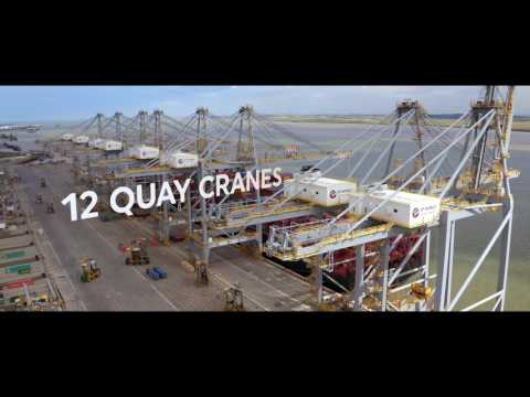 Introduction to DP World London Gateway