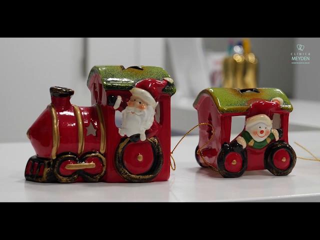 Desde Clínica Meyden os felicitamos la Navidad (2019)