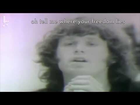 The Doors-The crystal ship,lyrics