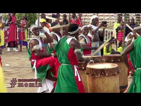 Cultural Festival in Kampala - Rwanda Group