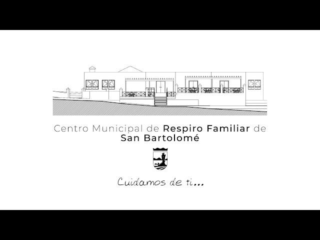 Centro Municipal de Respiro Familiar de San Bartolomé
