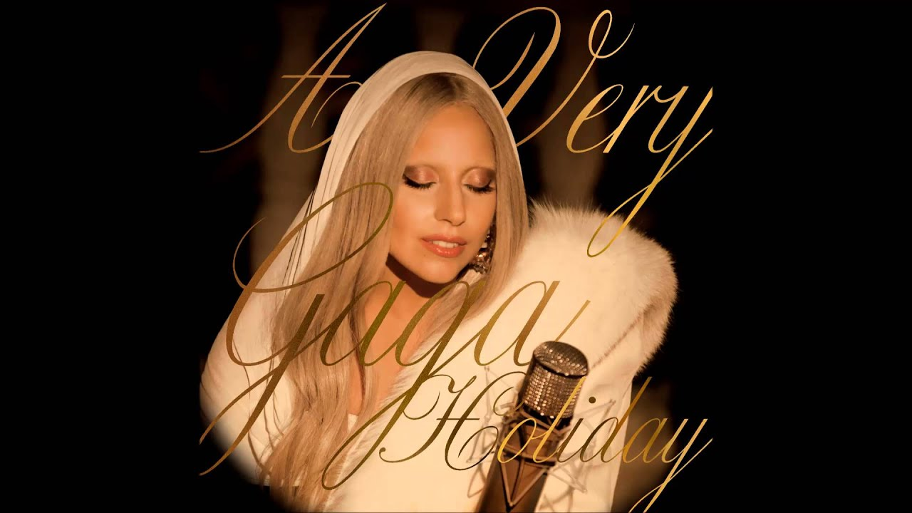 lady gaga a very gaga holiday christmas album