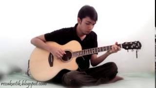 Malaikat Juga Tahu - Dewi Lestari (Acoustic Guitar Cover)