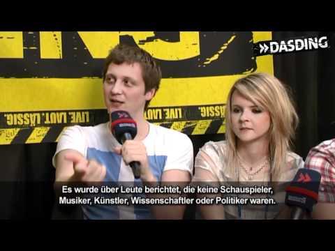 The Subways im DASDING.tv Interview | Southside 2011