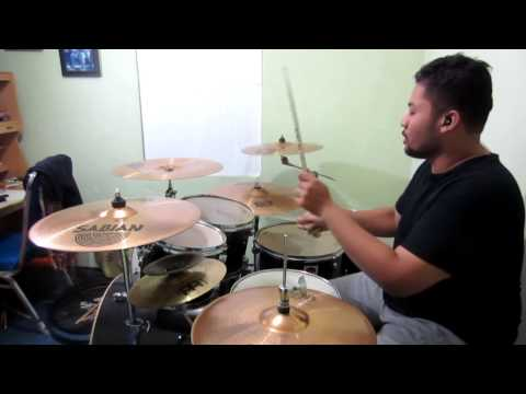 Alan Walker - Alone (Drum Cover By Fakhri Muhammad)