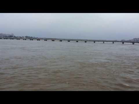 Tapi River (nadi) - Dayalji Garden - Surat - 4-8-2013