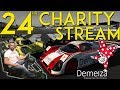 24hr LE MANS CHARITY LIVE STREAM - GT SPORT (the first 12 hours!)