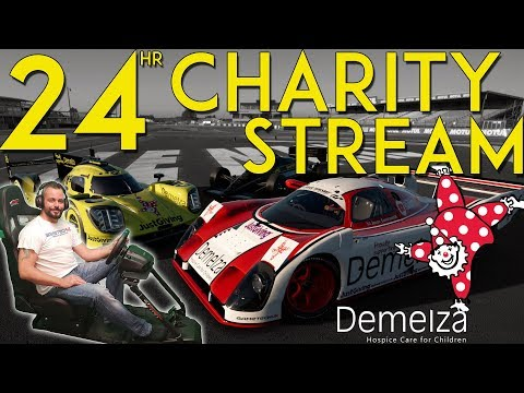 24hr le mans charity live stream gt sport the first 12 hours youtube. Black Bedroom Furniture Sets. Home Design Ideas