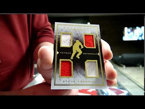 450 Sports #2861 - 2015/16 Anthology hockey double box break