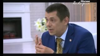 Интервью Игоря Широбокова. Телеканал