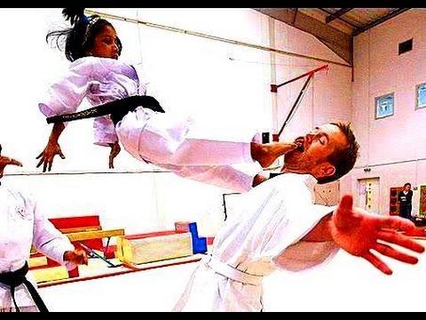 Black Belt Test at Andre Lima TaeKwonDo California USA