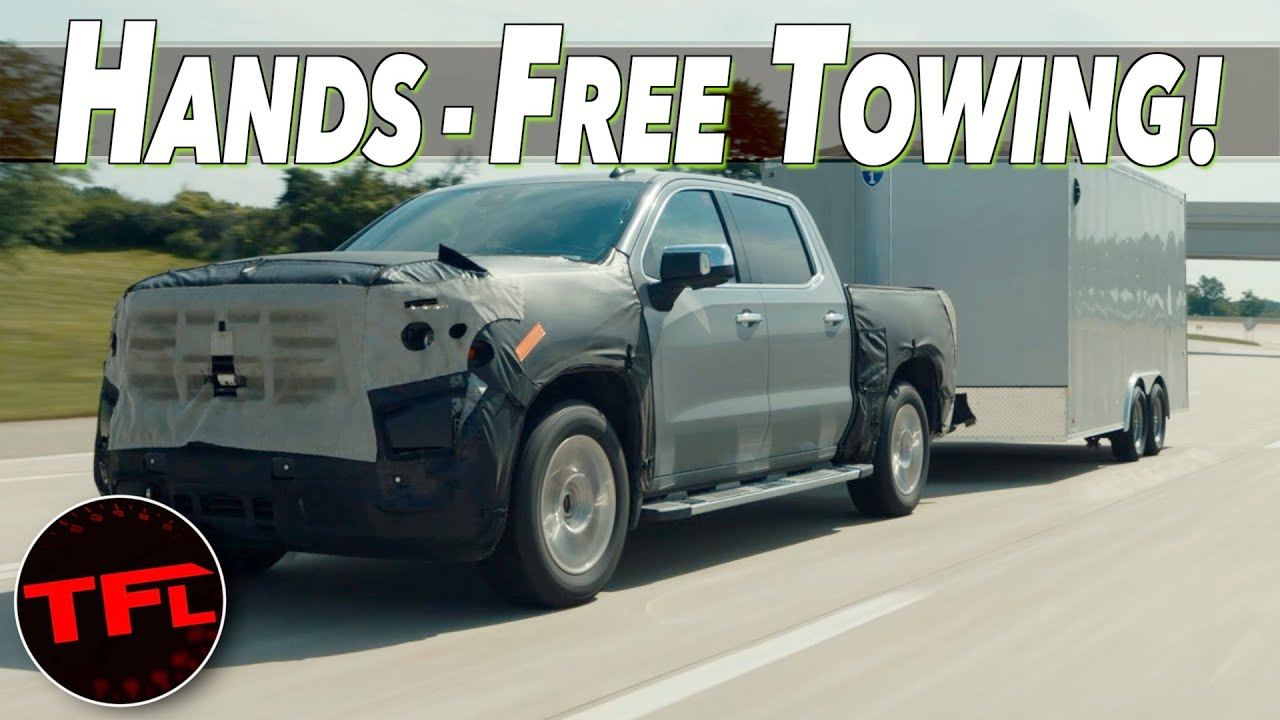 GMC Says This Unique Innovation Will Change The Way You Tow Forever. I Go Hands On & Test It