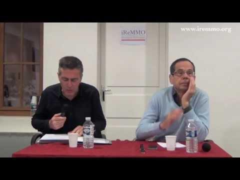 Les puissances occidentales et le Moyen-Orient (USA-UE) - Philippe Droz-Vincent