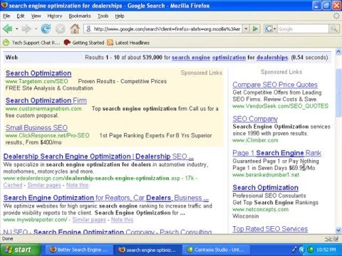 Your Dealership Website Ranked #1 in Google Guaranteed
