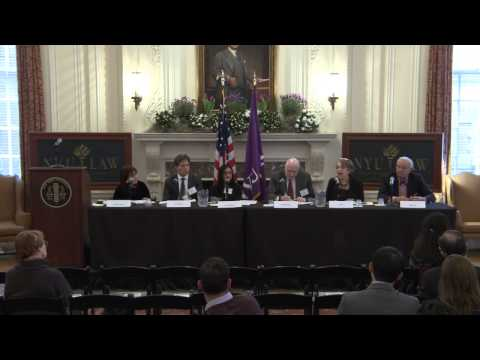JLB Symposium: Impact of Domestic and International Financial Regulation on Financial Services