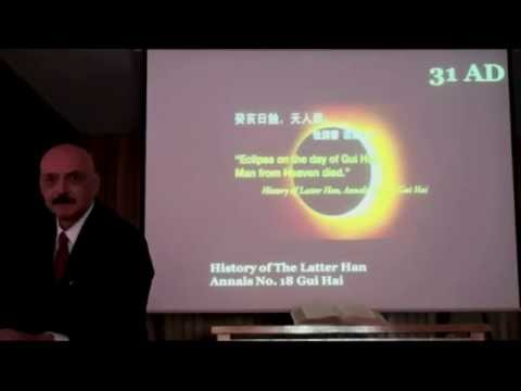 ANCIENT CHINESE RECORDS ON JESUS!