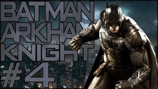 BATMAN: ARKHAM KNIGHT | Parte 4 | Live Gameplay ITA