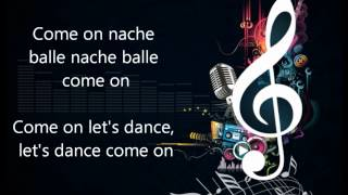 Nach Baliye [English Translation] Lyrics