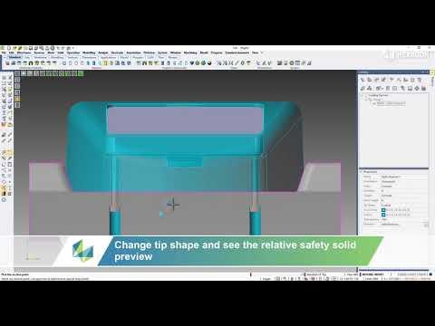 MOULD - Cooling | VISI 2022.0