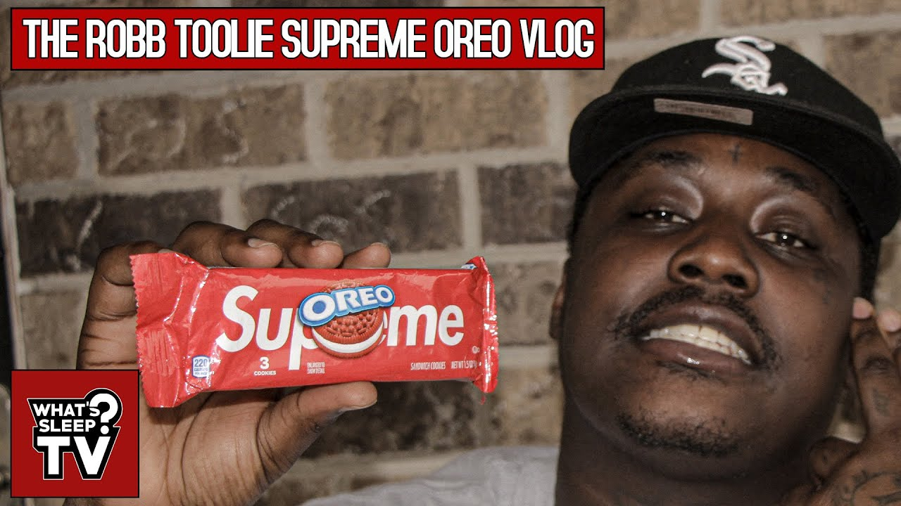"Robb Toolie Tries $10,000 Supreme Oreos & Talks Upcoming Project Titled ""It's Really Real"""