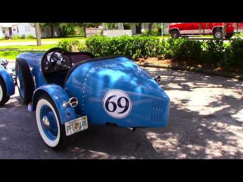SOLD For Sale 1974 Volkswagen Bugatti Kit-car Replica