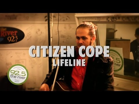 "Citizen Cope performs ""Lifeline"""