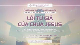 HTTL BIÊN HOÀ - Chương Trình Thờ Phượng Chúa - 16/05/2021