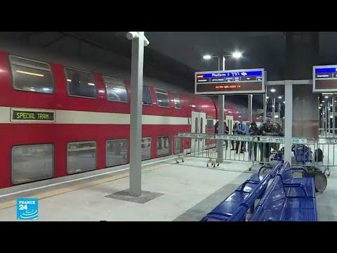 خط قطار سريع جديد يربط القدس بتل أبيب  - 15:54-2018 / 9 / 21