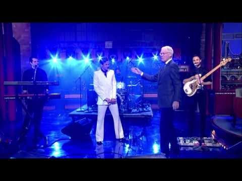 Perfume Genius - Queen , TV debut on The Late Show With David Letterman