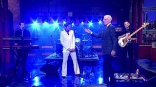Perfume Genius performed 'Queen' on The Late Show With David Letter...