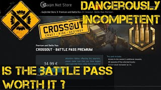 Crossout Is the BattlePass Worth It?