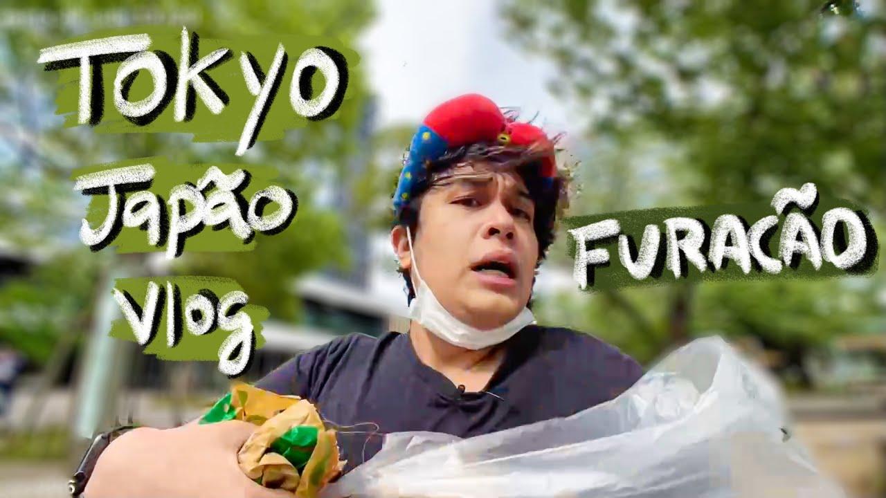 rotina passando vergonha em TOKYO no meio de japoneses
