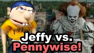 SML Parody: Jeffy vs. Pennywise!