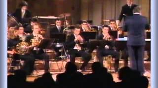 Le Grand Ensemble de Cuivres du CNR de DIJON dirigé par Thierry CAENS